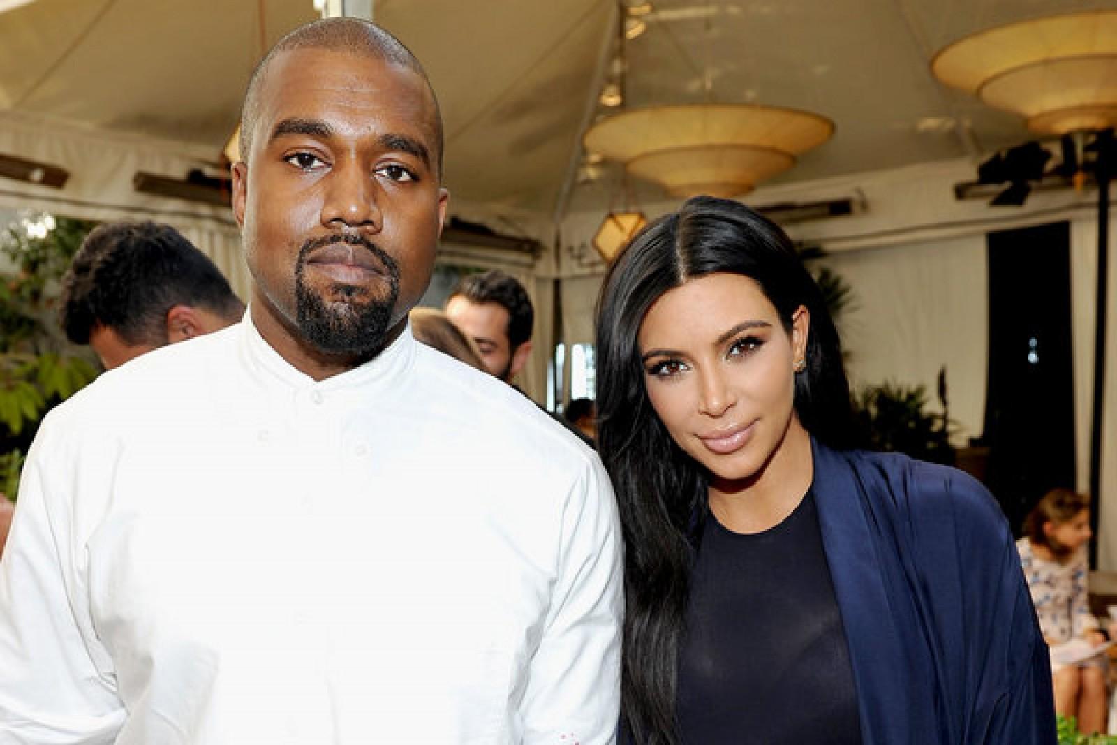 Kim Kardashian şi Kanye West au anunţat naşterea celui de-al treilea copil