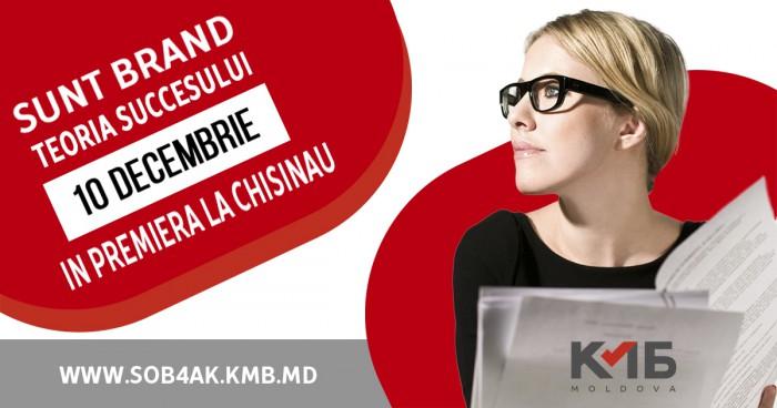 """Ksenia Sobchak vine la Chișinău cu un seminar – """"Brandul personal. Teoria succesului"""""""