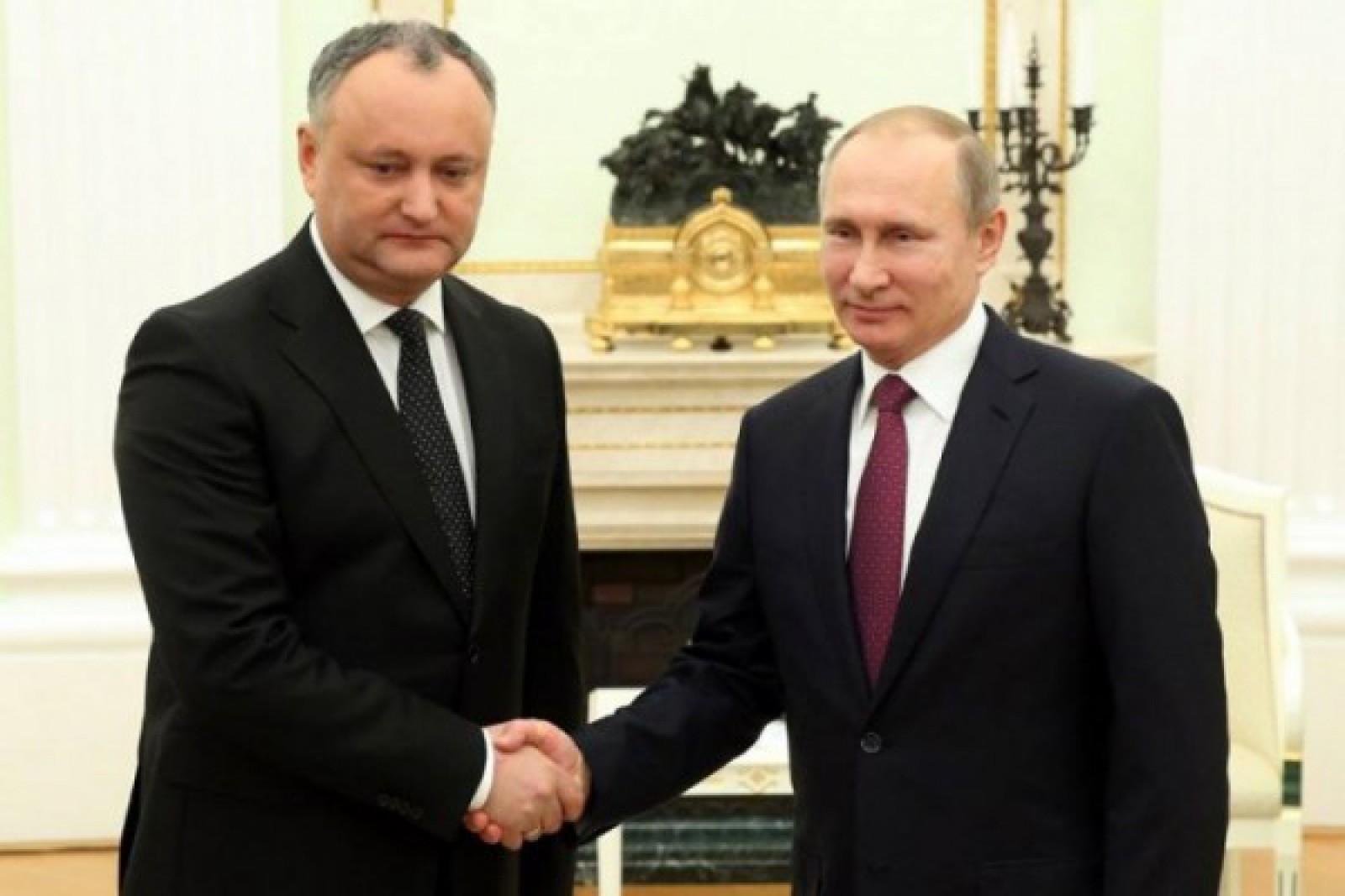 Igor Dodon pleacă din nou la Moscova. Va participa la deschiderea Campionatului Mondial la Fotbal