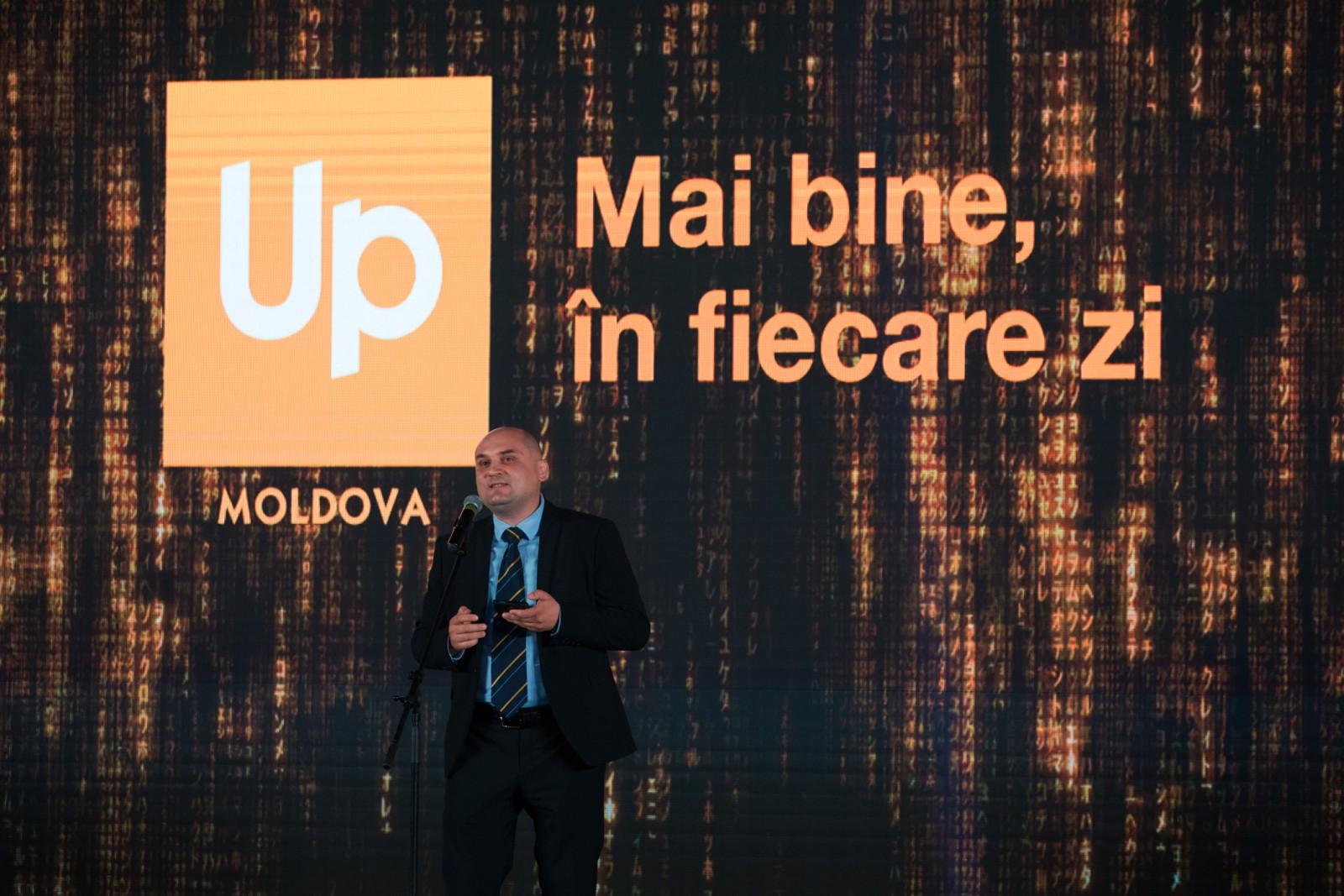 Lansarea cardului de masă Up Moldova - o soluție simplă și inovatoare oferită angajatorilor, angajaților și comercianților