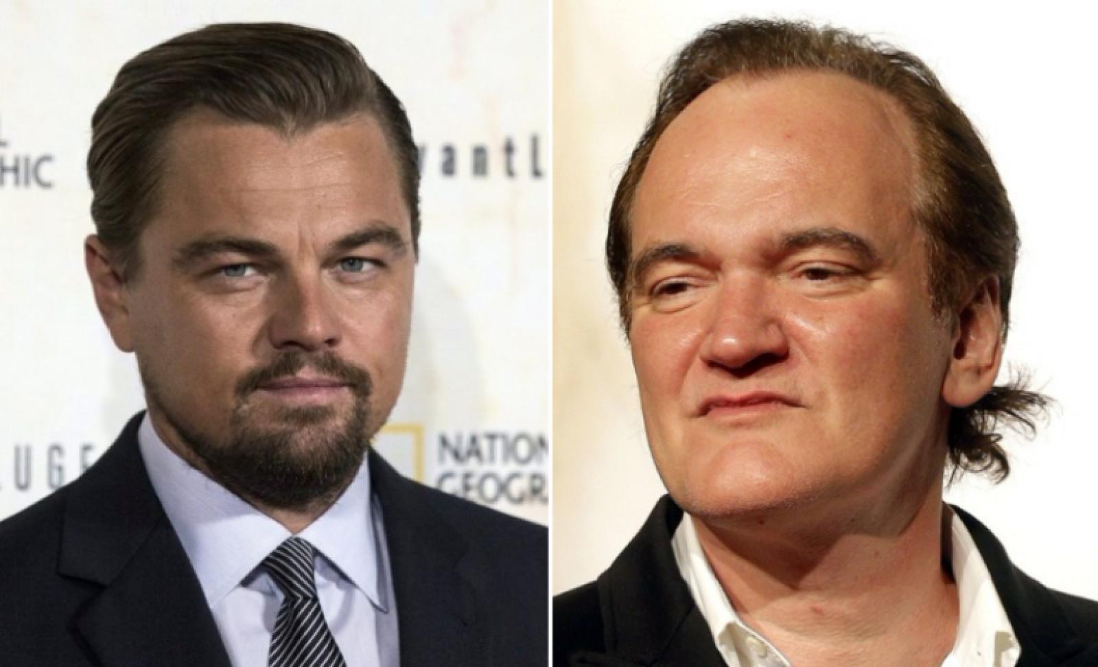 Leonardo DiCaprio ar putea juca într-un film de-al lui Quentin Tarantino despre secta lui Charles Manson