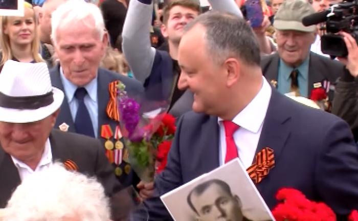 Sub patronajul lui Dodon, Chișinăul devine capitala victoriei: Trupa Liubă și interpretul Aleksandr Marshal vor cânta în Piața Marii Adunări Naționale
