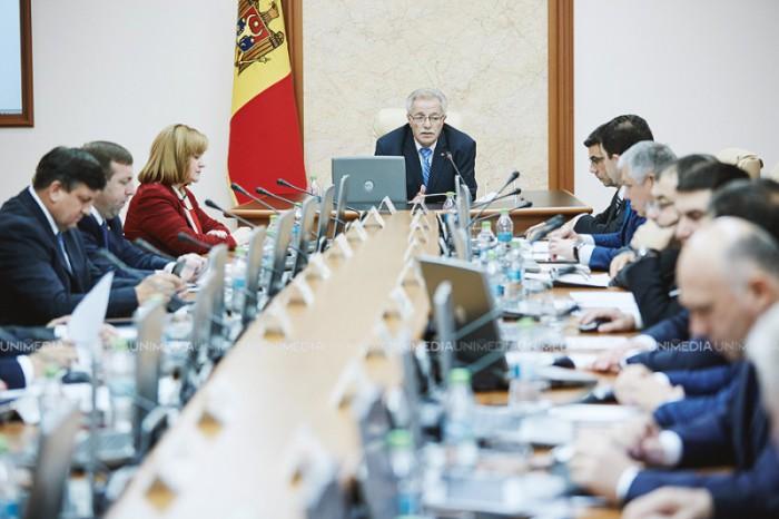 LIVE. Ședința Guvernului în exercițiu, prezidată de Gheorghe Brega