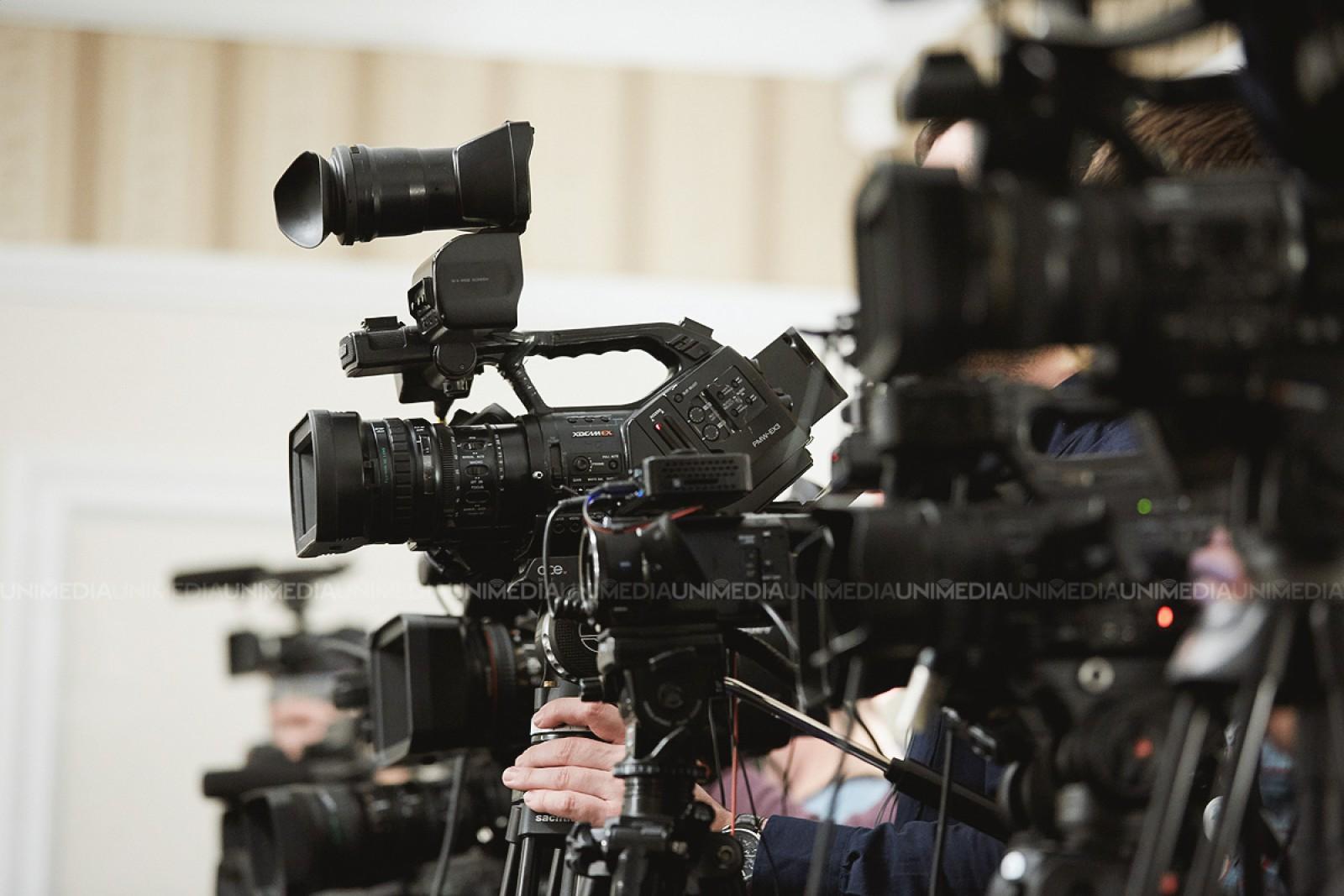 (video/update) Ședința Consiliului Coordonator al Audiovizualului