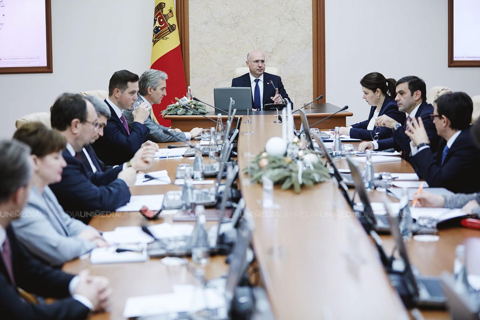 (video) Cabinetul de miniștri se întrunește într-o nouă ședință: Executivul vine cu avizul la proiectul Concepției naționale de dezvoltare a mass-mediei din RM