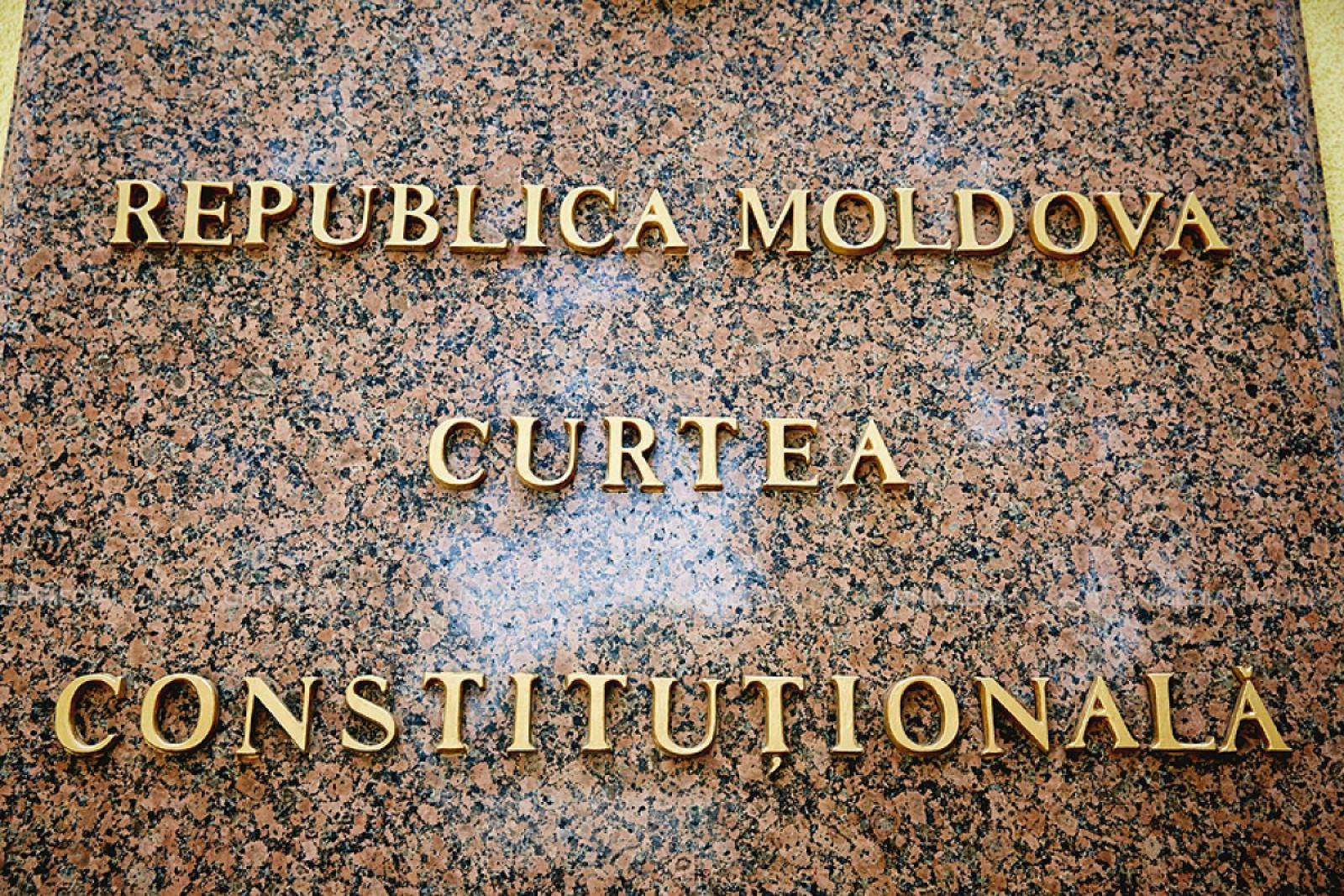 (video/update) Curtea Constituțională a admis parțial sesizarea depusă de liberali cu privire la funcționarea limbilor vorbite pe teritoriul RM