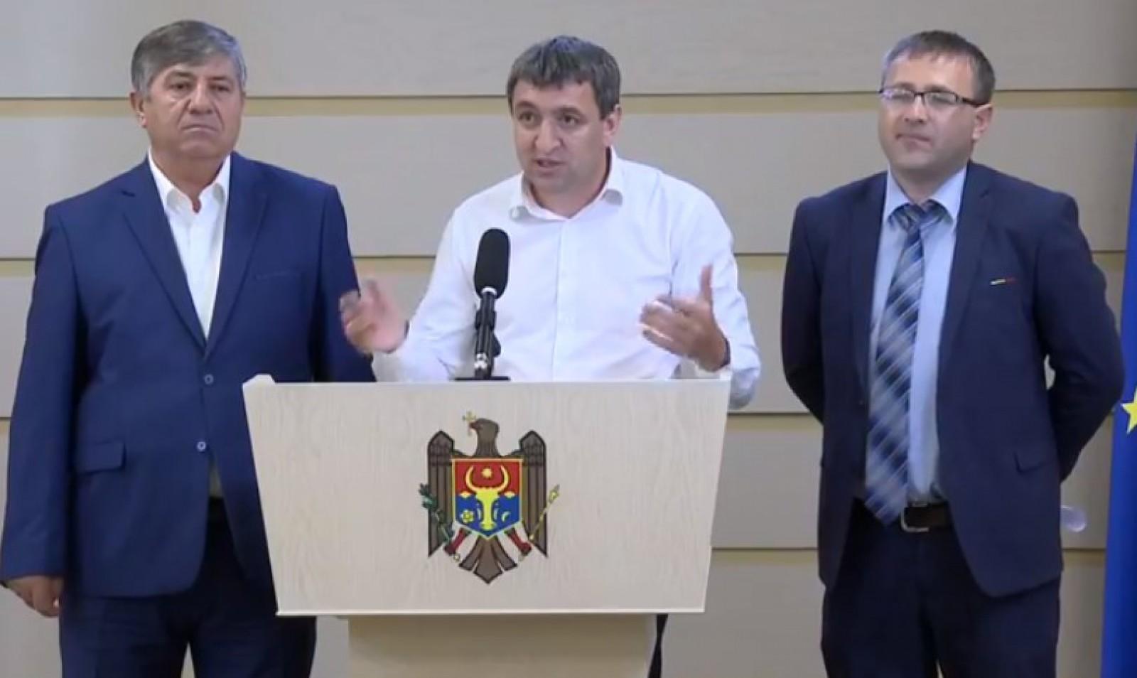 """(video) Deputații PL, împotriva modificării legislației, după invalidarea alegerilor din Chișinău: """"De vină nu e legislația, sunt cei care au furat votul"""""""