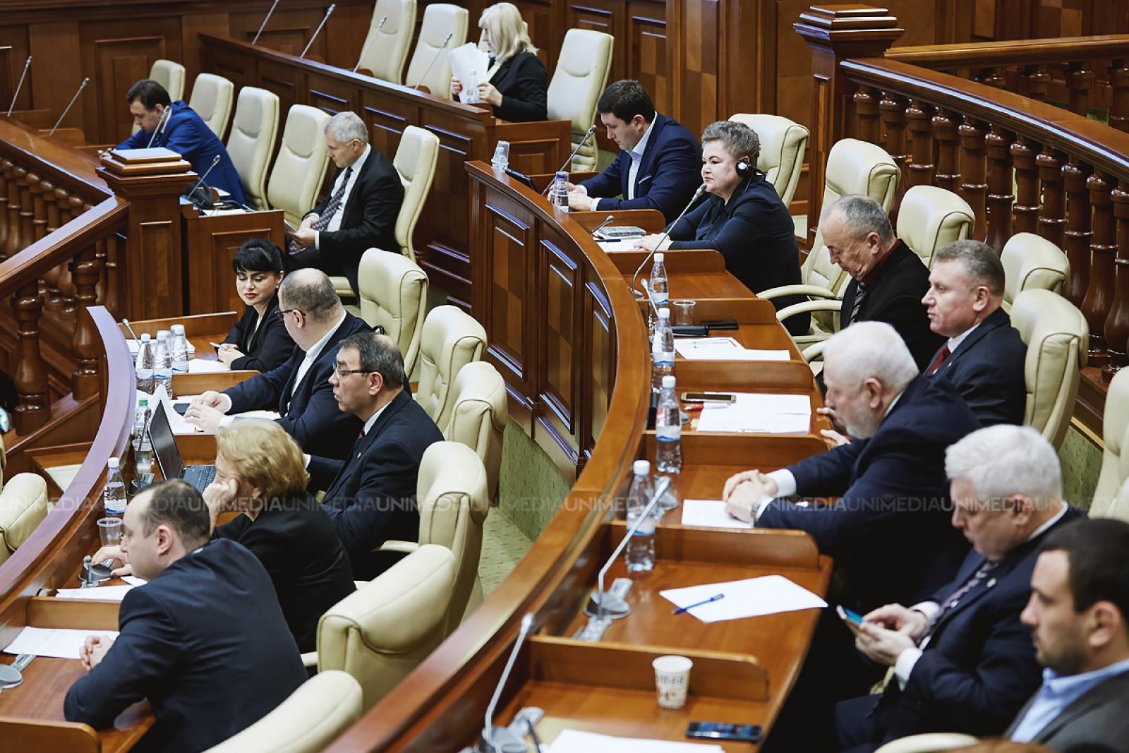 (live/update) Ședința Parlamentului s-a încheiat: Deputații au votat toate proiectele