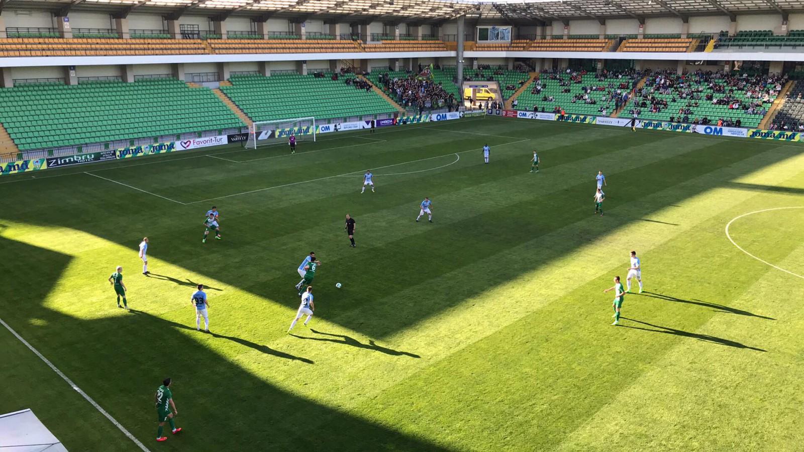 (video) Un nou pas greșit pentru FC Zimbru. A remizat acasă, scor 1:1 cu Speranța Nisporeni
