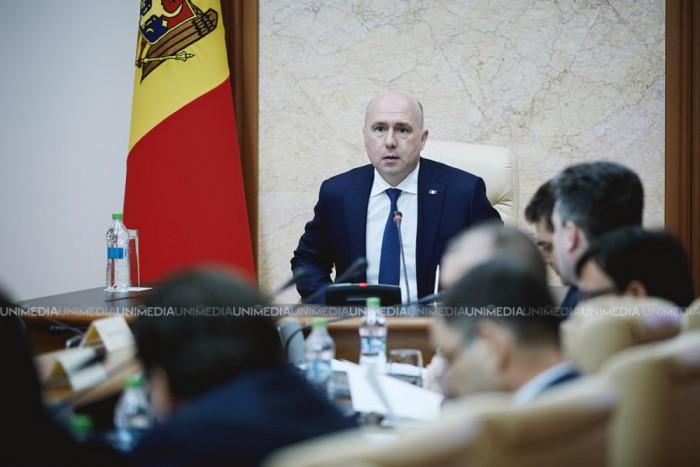 (video) Pavel Filip: Este un fals că Republica Moldova nu ar fi îndeplinit condițiile pentru primirea asistenței financiare din partea UE