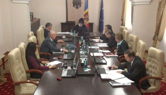 (video) Magistrații Consiliului Superior al Magistraturii se întâlnesc în ședința săptămânală
