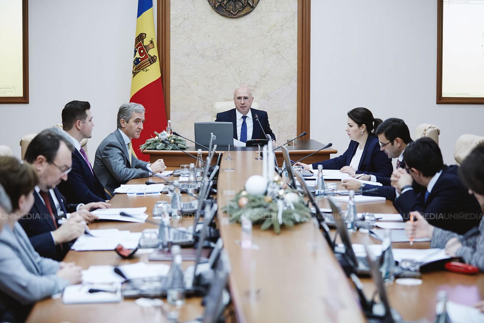(video) O nouă ședință a Guvernului: 19 subiecte pe agenda miniștrilor