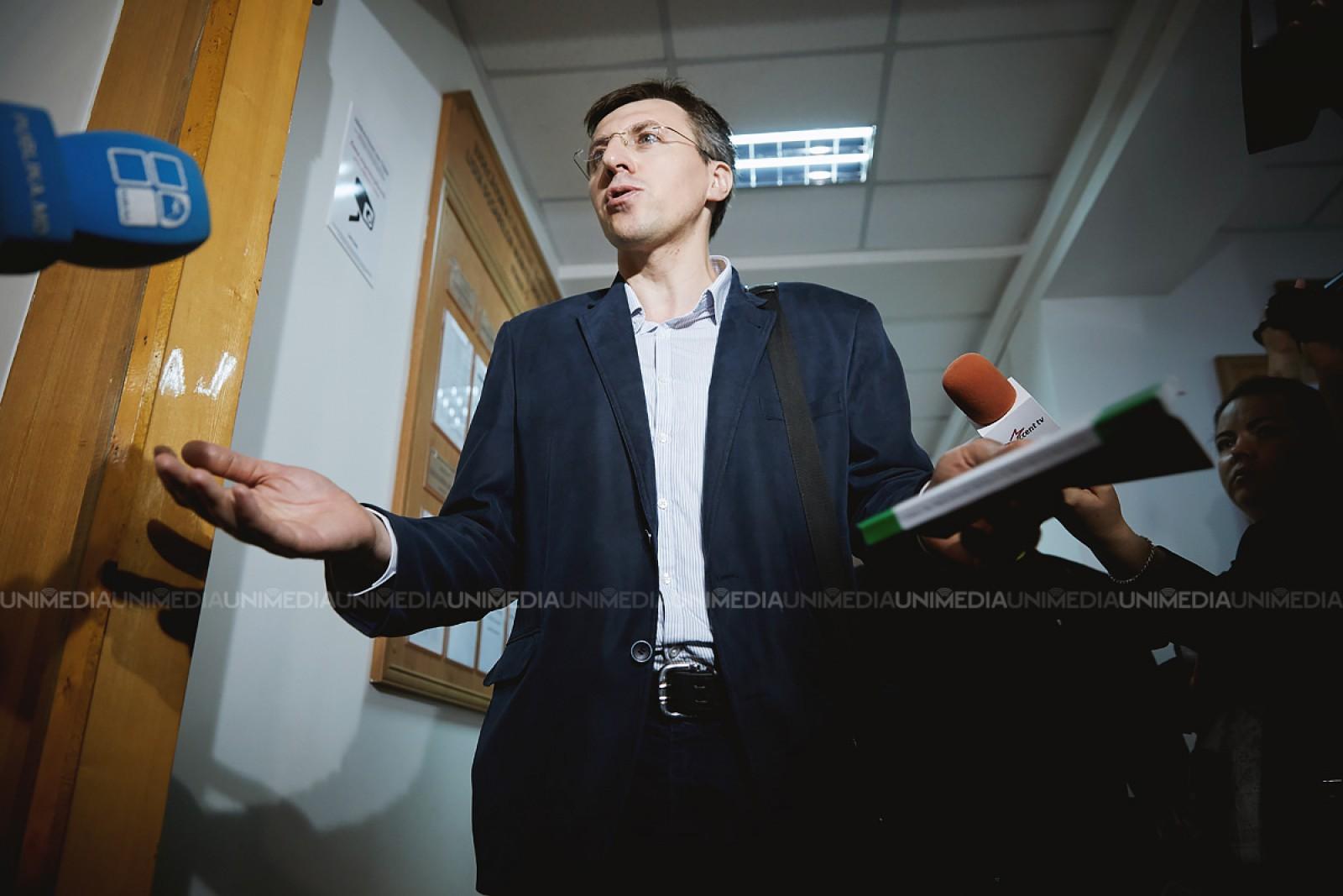 (video) O nouă ședința de judecată în dosarul Dorin Chirtoacă