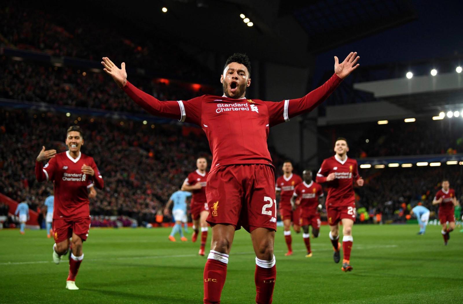 Liverpool 3-0 Manchester City: Echipa lui Pep Guardiola a fost umilită pe Anfield în meciul tur din sferturile Ligii Campionilor