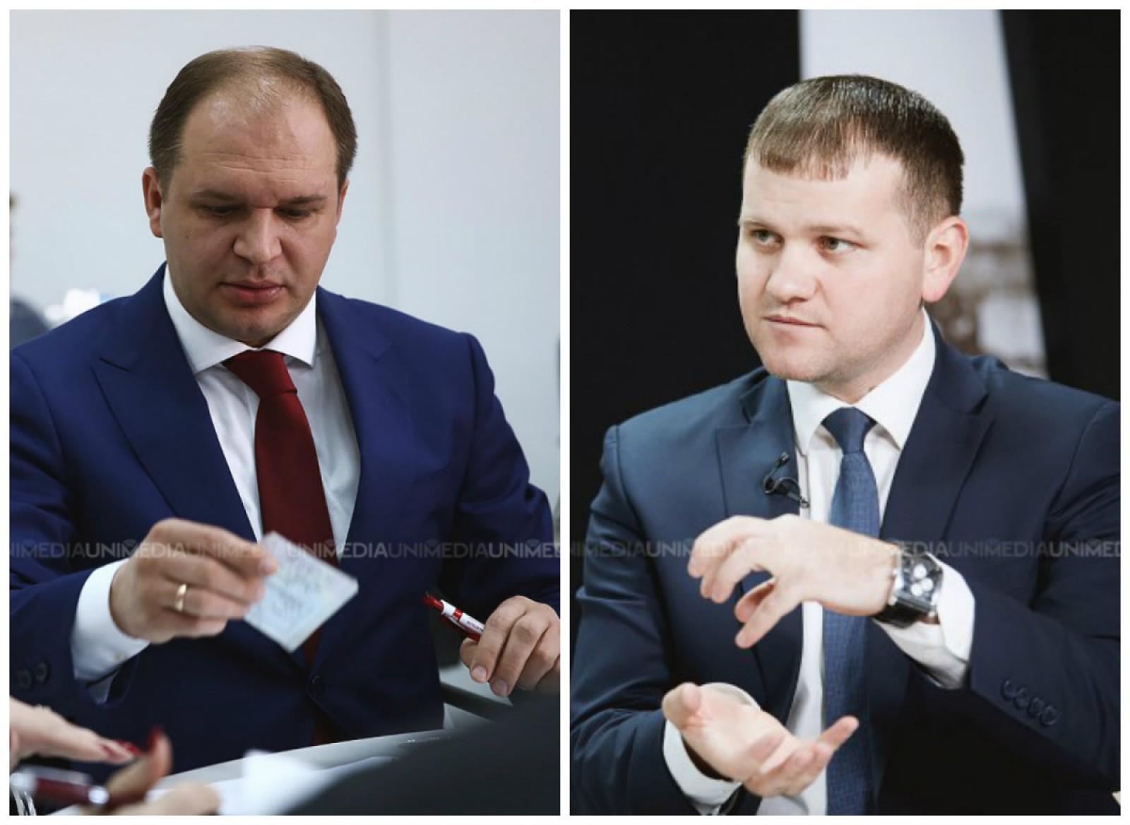 """Lupta electorală continuă. Valeriu Munteanu consideră înregistrarea lui Ceban """"supersonică"""". Reacția socialistului"""