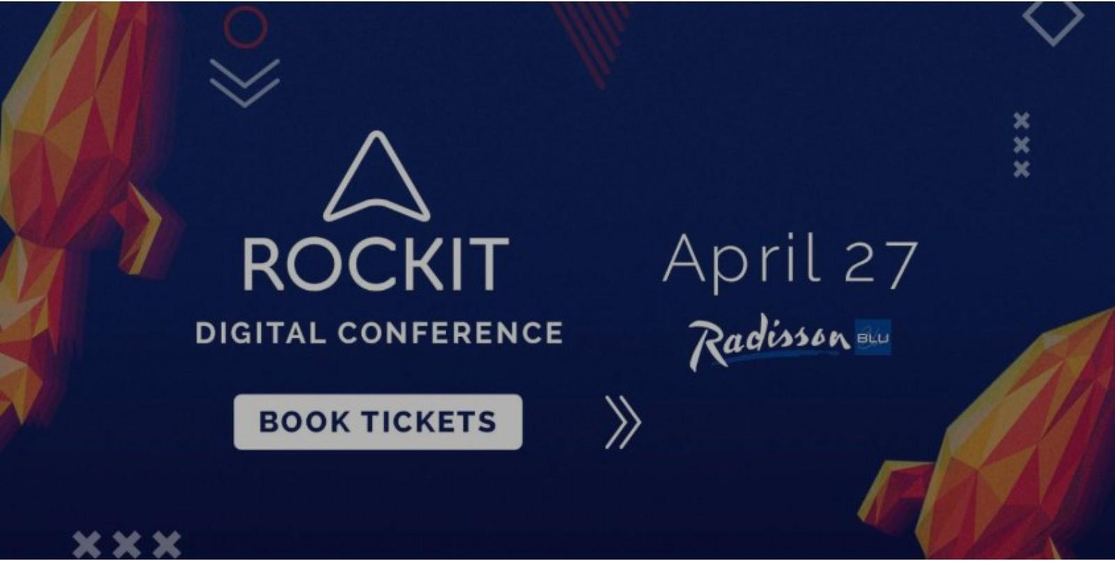 Mai puțin de 24 de ore ne despart de Rockit Moldova 2018. Agenda evenimentului pentru cea mai așteaptă conferință despre lumea digitală