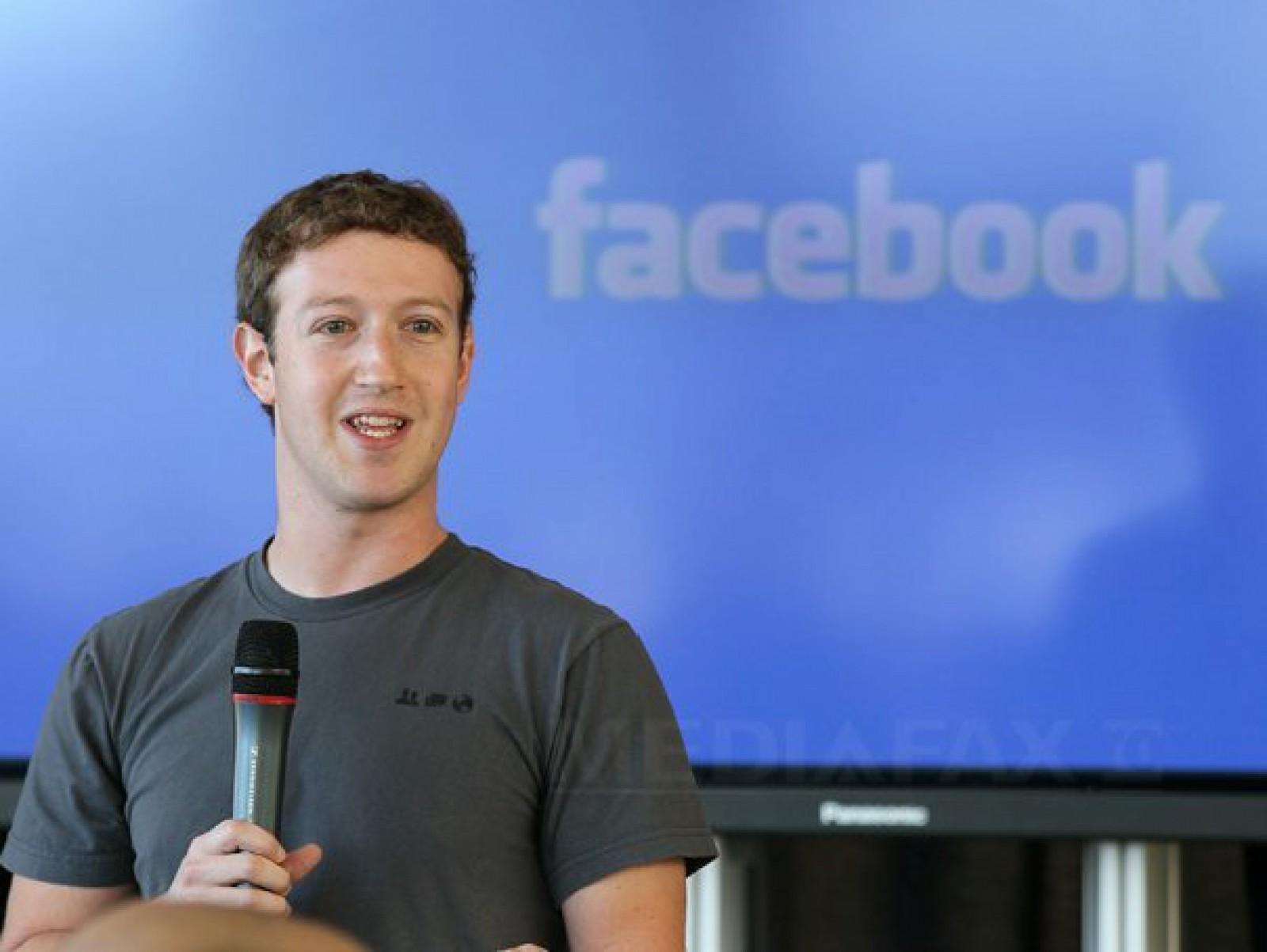 Mark Zuckerberg va depune mărturie în Congresul SUA în data de 11 aprilie