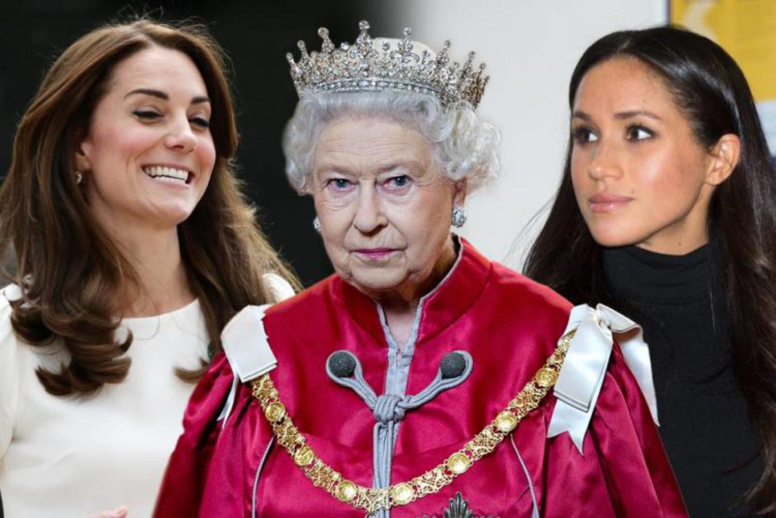 Meghan Markle, surprinsă de propunerea făcută de Regina Elisabeta. Kate n-a avut parte de aşa ceva