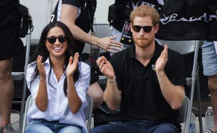 """Meghan Markle abandonează serialul """"Suits"""" în urma zvonurilor de logodnă cu prințul Harry"""