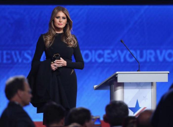 Melania, către Ivana Trump: Există o singură Primă Doamnă și nu ești tu