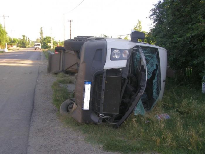 Microbuzul implicat în accident în Ucraina era de pe ruta Soroca-Soci. MTID a instituit un grup de lucru