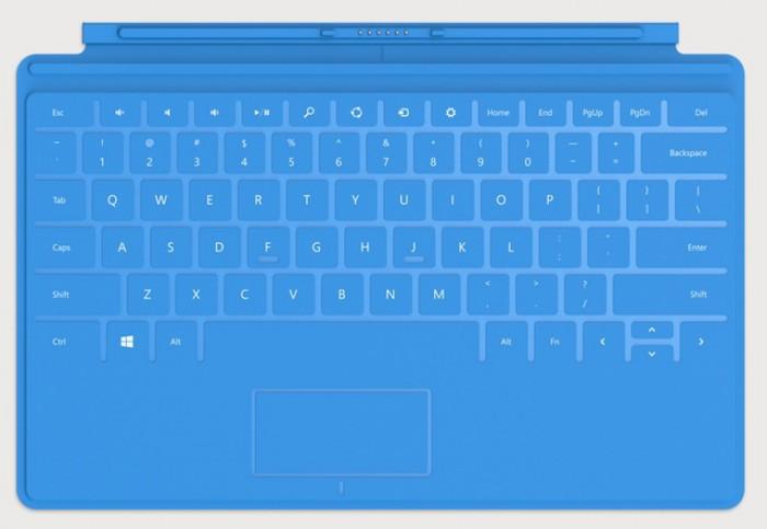 Microsoft ar putea lansa o tastatură pentru tabletele iPad de la Apple