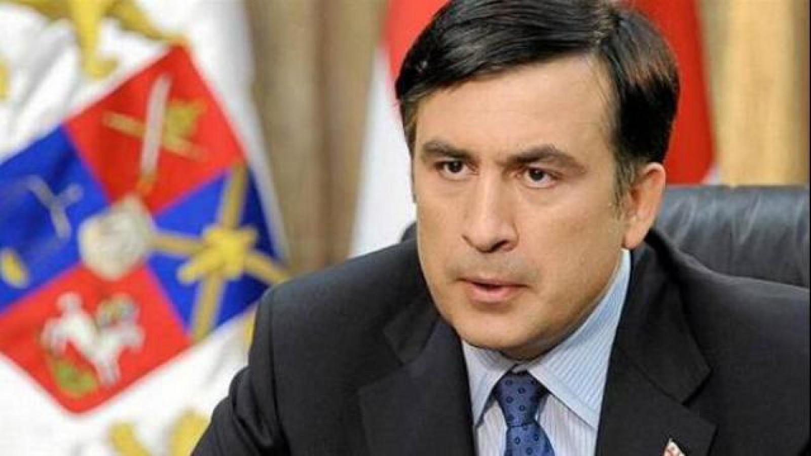 Mihail Saakașvili, condamnat la 6 ani de închisoare cu executare, în Georgia