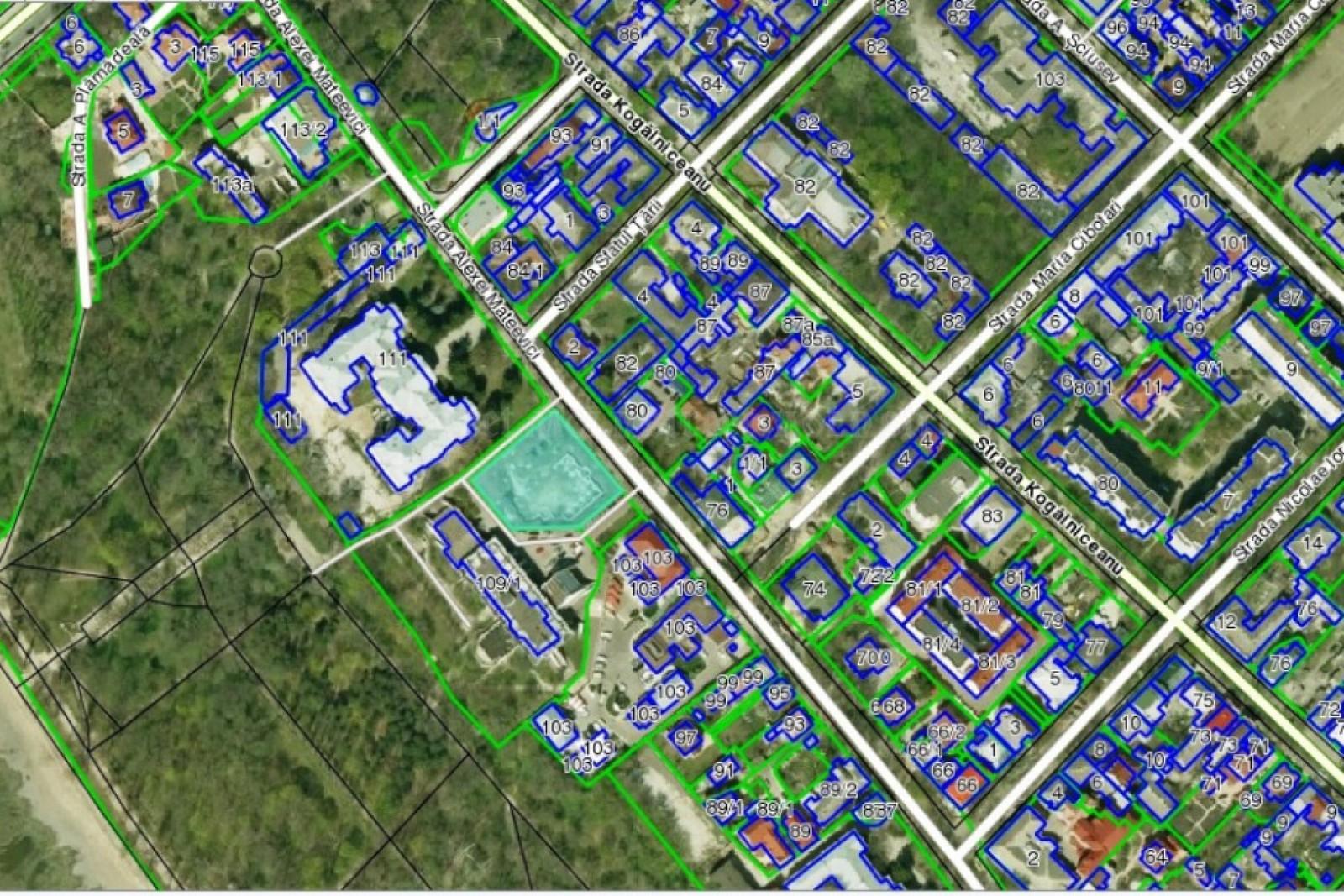 Mold-street: Comitetul Naţional Olimpic al lui Juravschi a vândut terenul de pe strada Mateevici pe care l-a primit gratuit de la Primărie