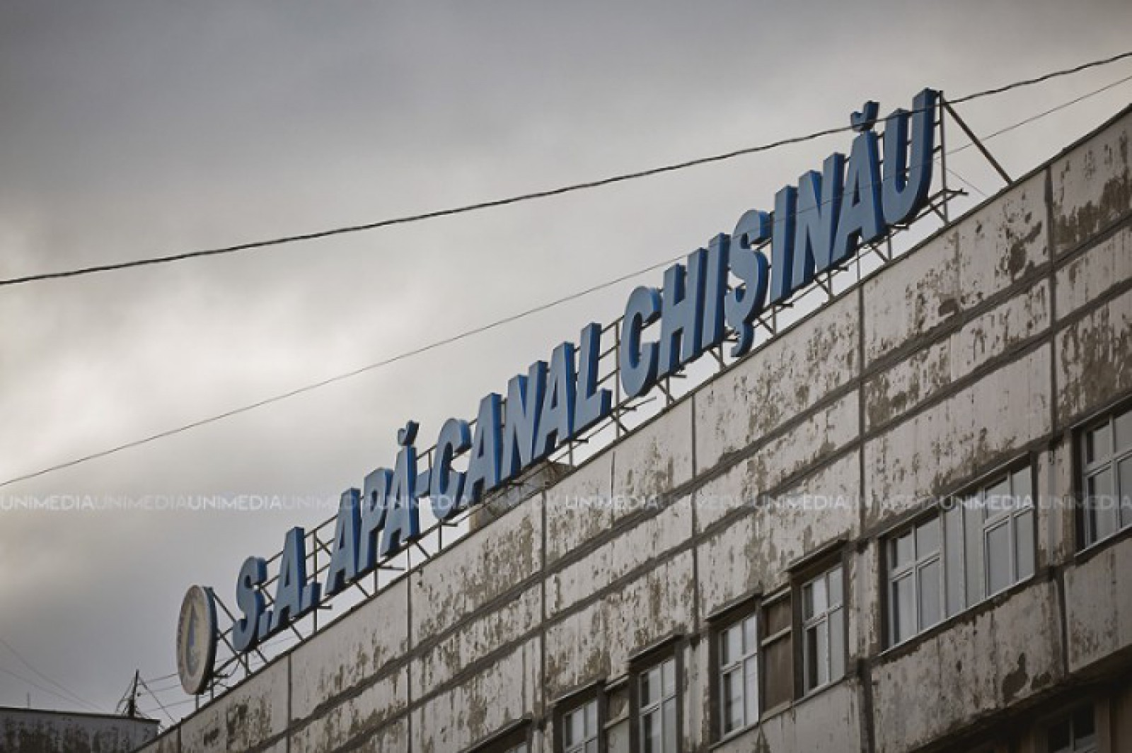 Mold-street: O nouă scumpire. De astă dată la apă şi servicii de canalizare