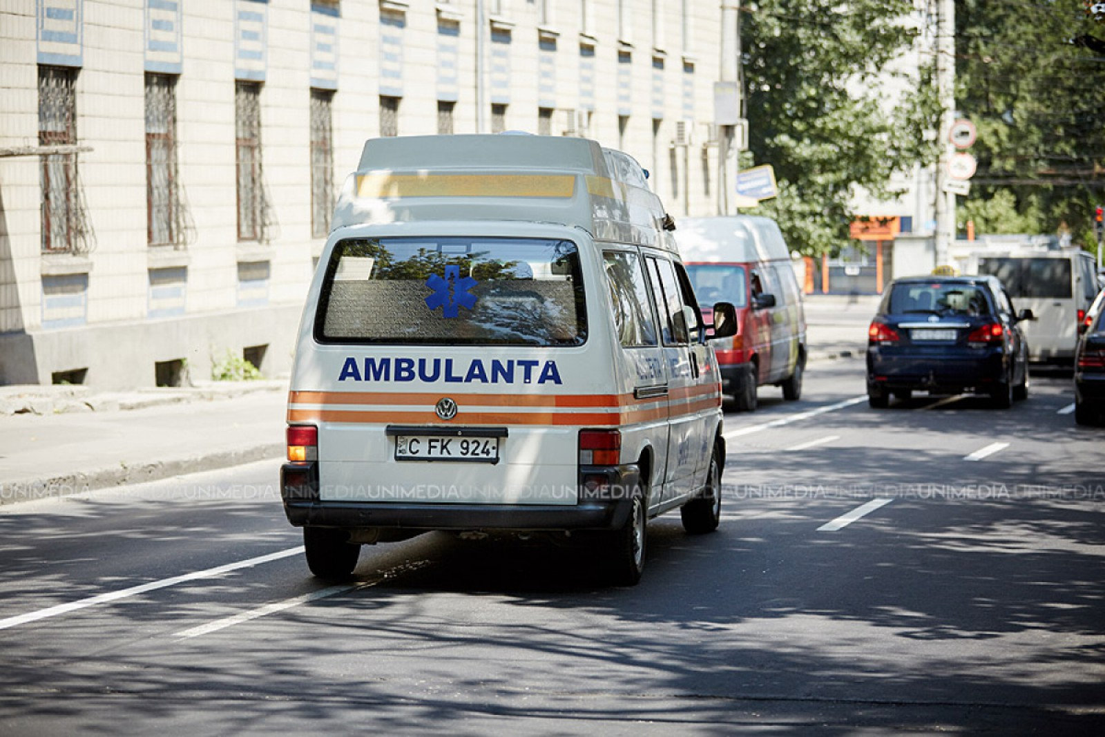Moldoveanul stropit în Italia cu fier topit la 1600 de grade Celsius, după o lună de suferințe, a decedat