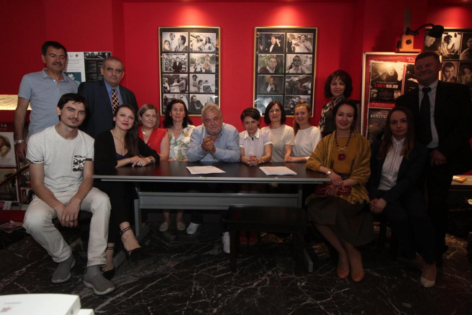 (foto) Moldovenii din Grecia au organizat prima ediție a Festivalului cinematografiei moldovenești