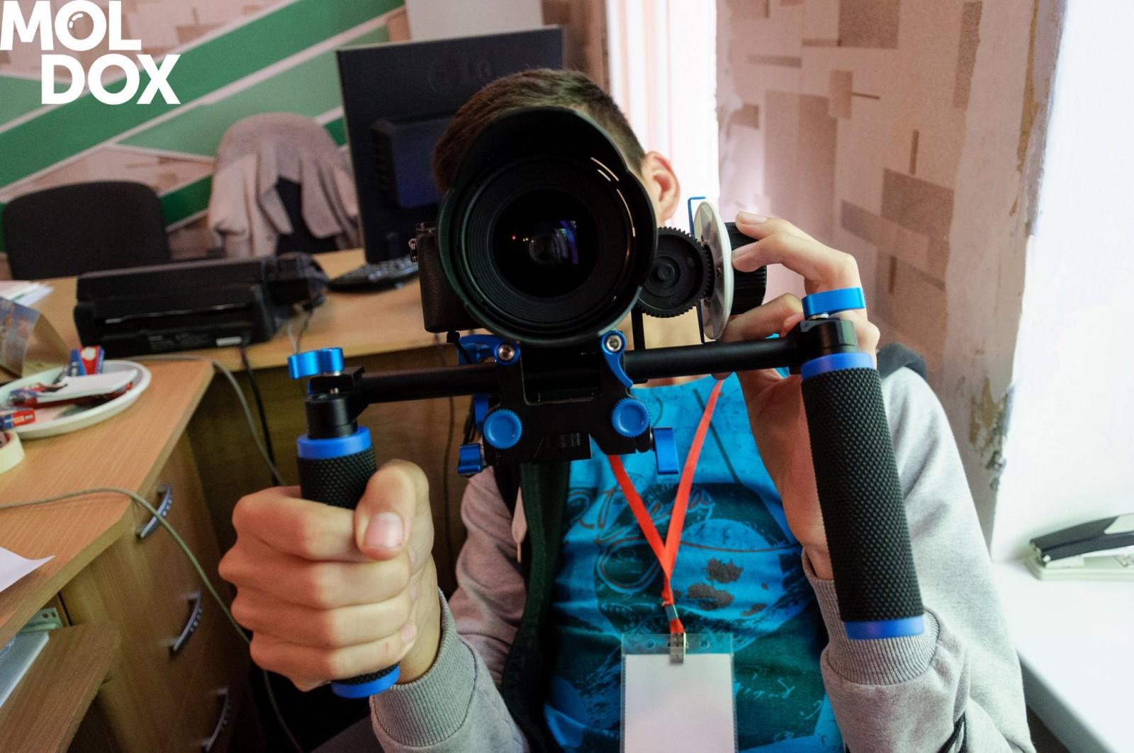 MOLDOX LAB: Oportunități pentru pasionații de film documentar