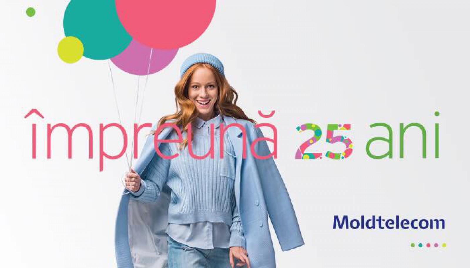 Moldtelecom – 25 de ani în care creăm viitorul împreună