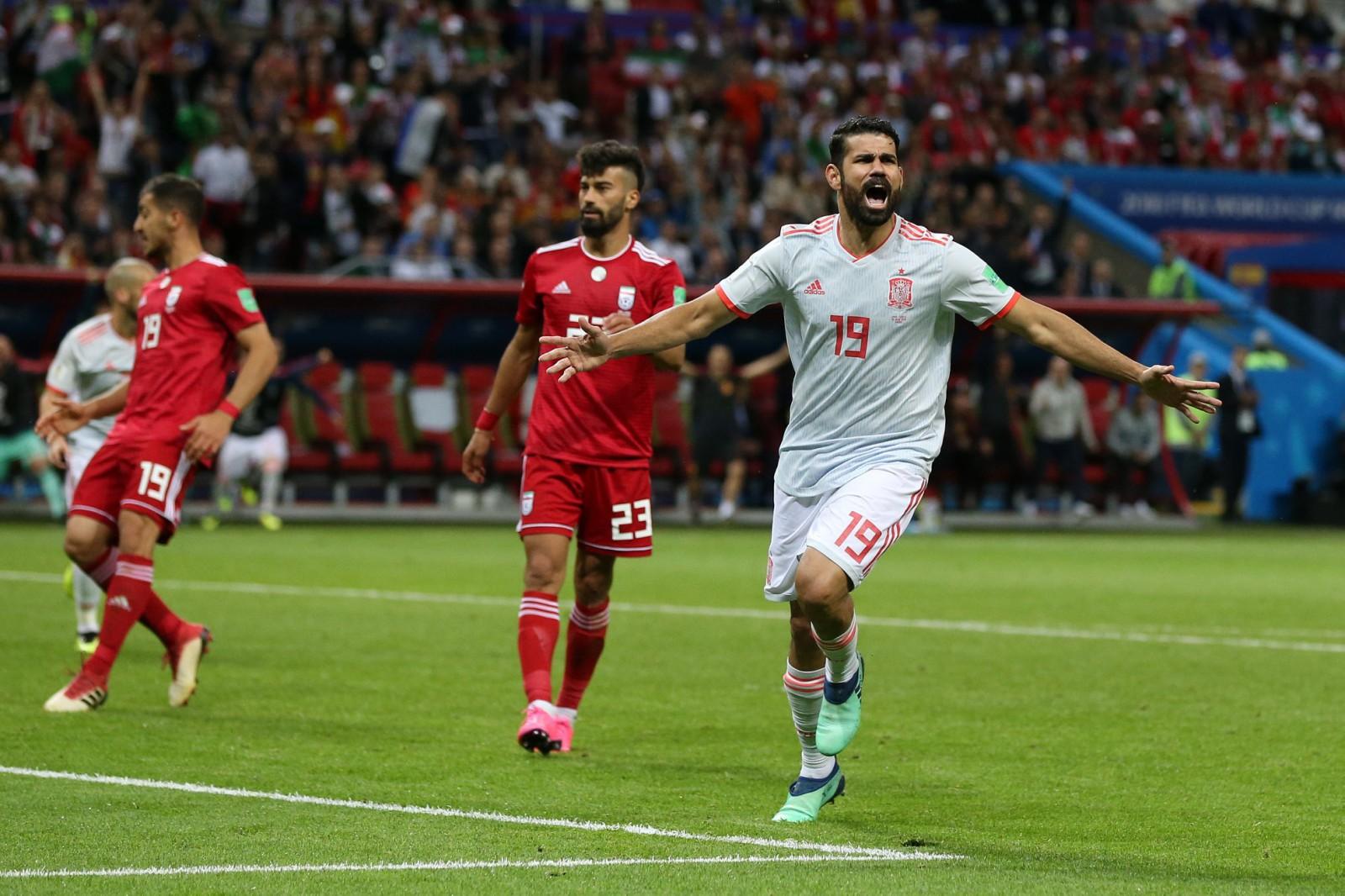 Naționala Spaniei a avut emoții în partida cu Iran. Ibericii s-au impus cu 1-0 și așteaptă partida cu Marocul