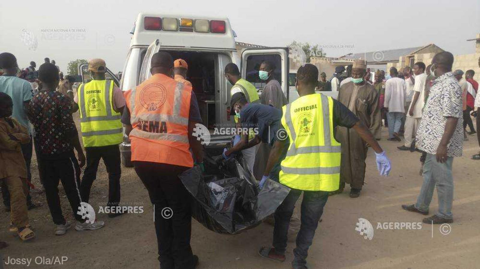 Nigeria: Peste 80 de morți, uciși într-un presupus atac din centrul țării