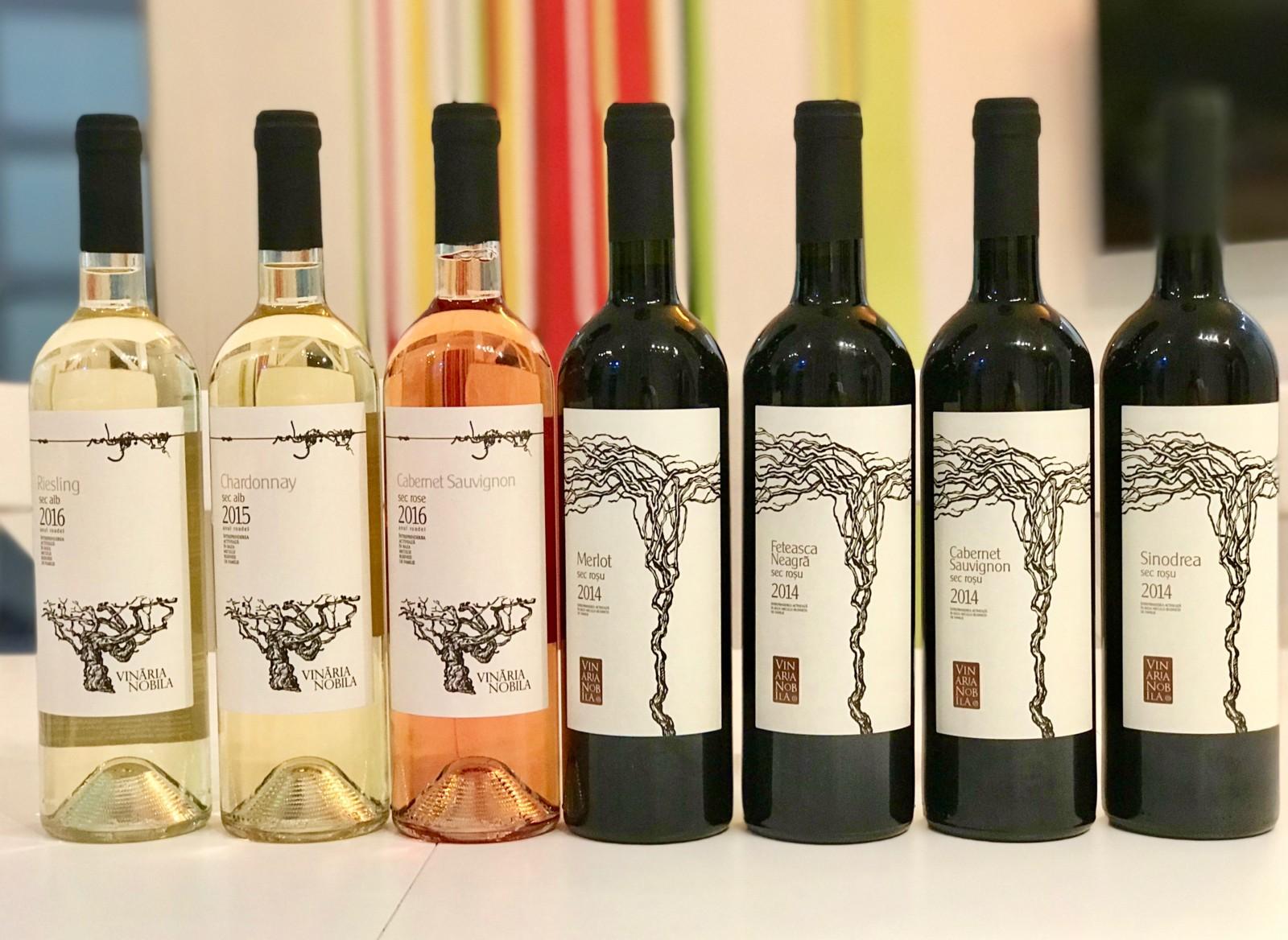 Nou pe piața vinului din Moldova: Vinăria Nobilă revine cu o nouă gamă de vinuri