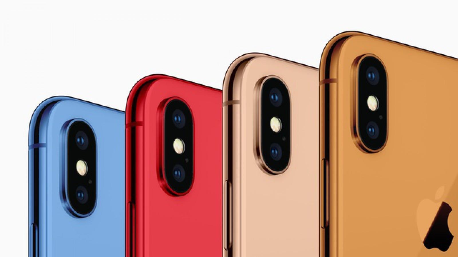 Noua generaţie de iPhone-uri de la Apple ar putea fi cea mai colorată de până acum