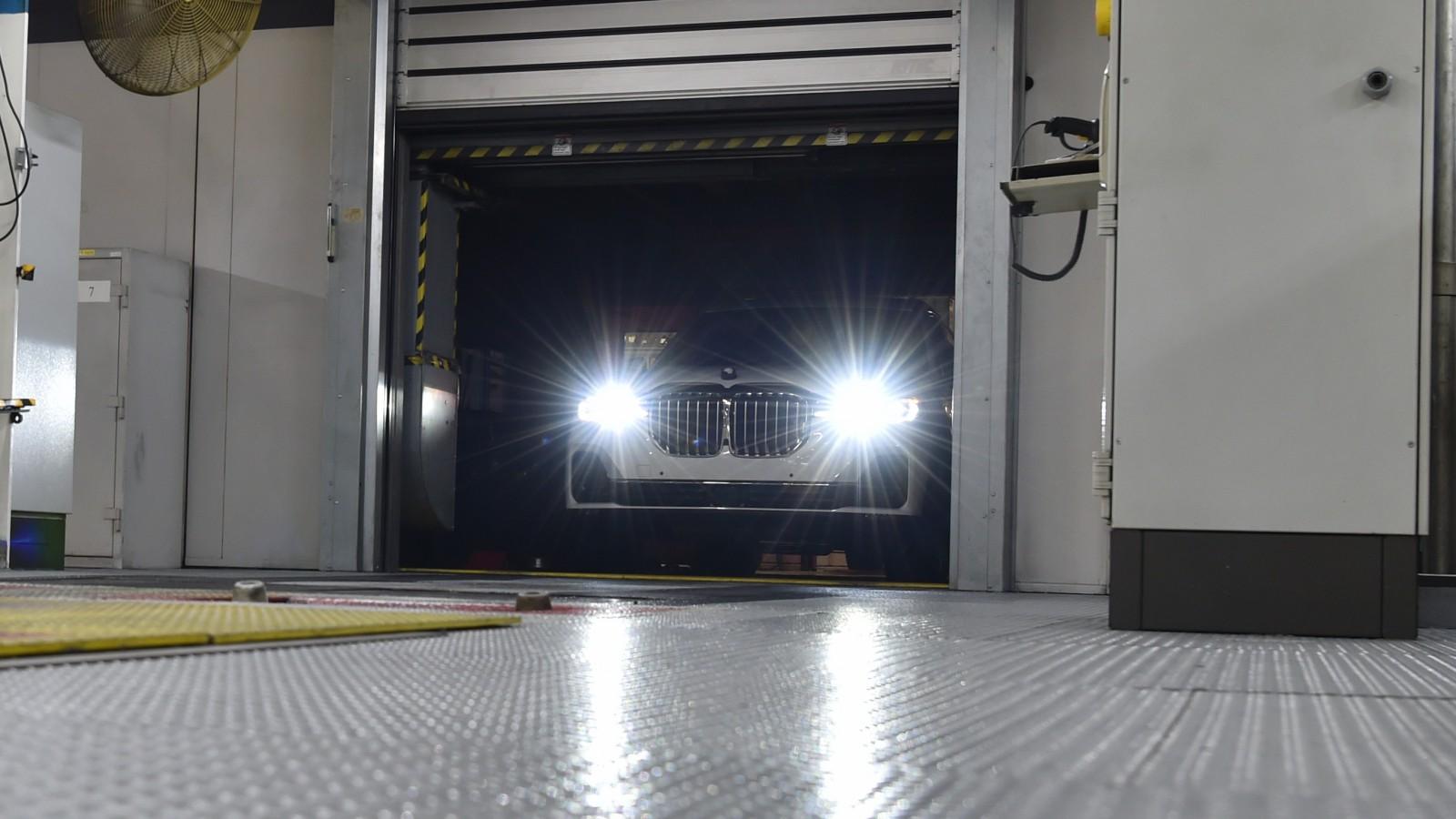 Noul BMW X7 va fi prezentat la toamnă în SUA şi va avea o versiune M Performance