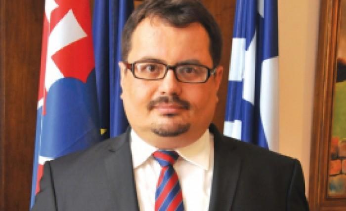 Noul şef al Delegației Uniunii Europene, Peter Michalko, a sosit la Chișinău