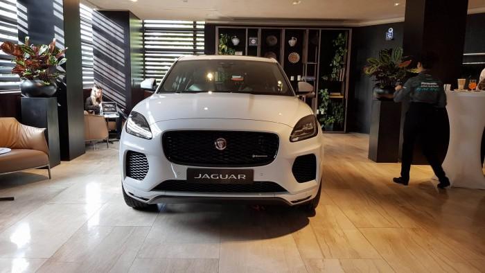 Noul SUV compact Jaguar E-Pace a venit la Chişinău