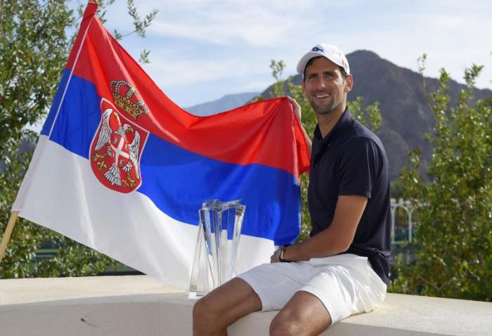 Novak Djokovovic: Am câștigat destui bani pentru a hrăni toată Serbia!