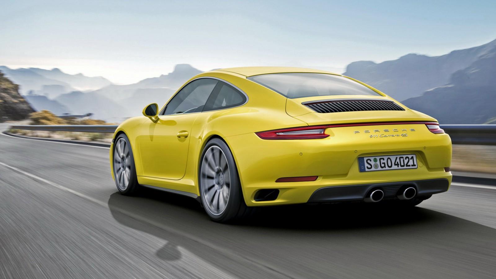 Oficial! Noul Porsche 911 va putea fi încărcat cu energie de la o priză casnică
