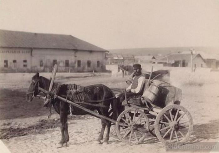 Old Chișinău în imagini: Istoria aprovizionării cu apă a orașului (I)