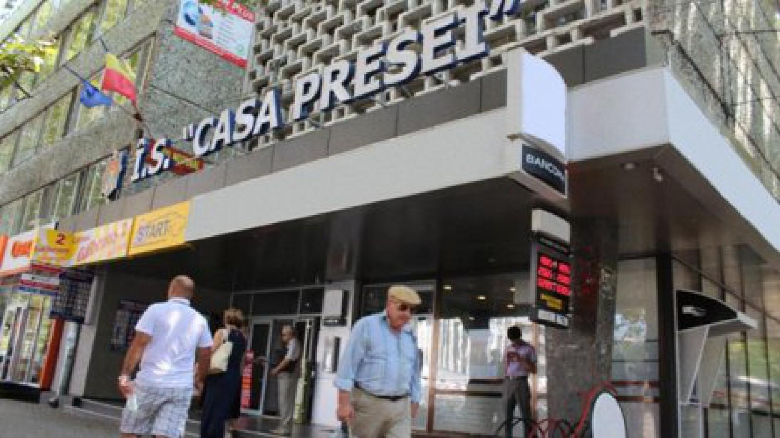 """ONG-urile de media se adresează Guvernului: """"Casa Presei"""" trebuie redată comunităţii jurnalistice"""
