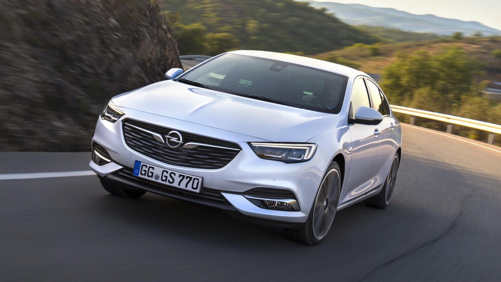 Opel lansează un nou motor turbo şi un sistem infotainment actualizat pentru Insignia