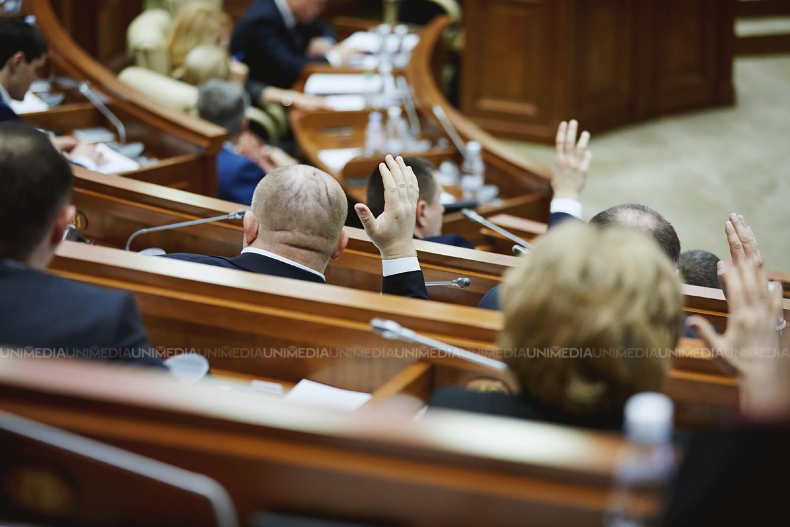 Parlamentul R. Moldova va implementa sistemul de vot electronic până la mijlocul lui 2019