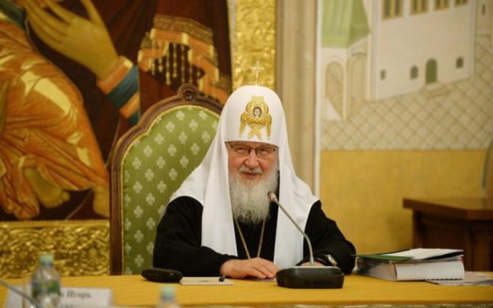 Patriarhul Kirill al Rusiei îi face campanie electorală lui Putin la alegerile prezidențiale din martie