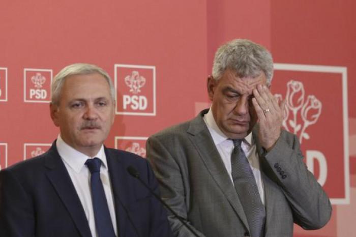 """Patru miniștri din Guvernul României își dau demisia. Dragnea: """"PSD a trecut printr-o cumpănă foarte mare"""""""