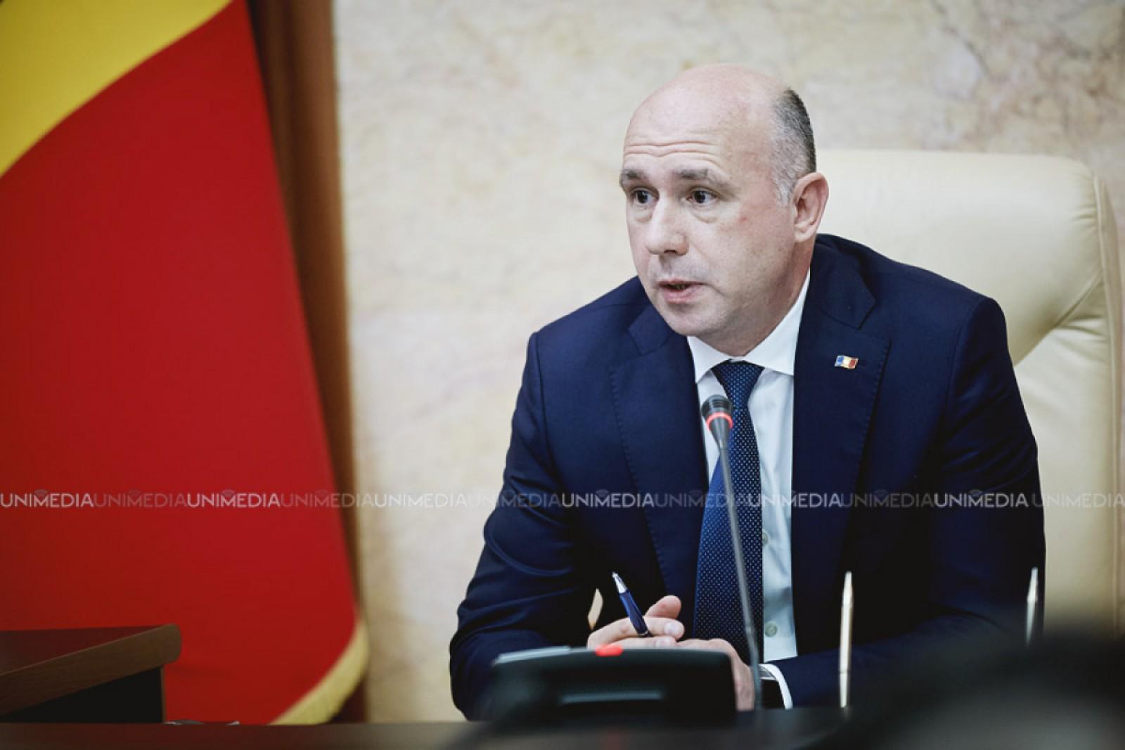 Pavel Filip propune amânarea proiectului privind decriminalizarea unor infracțiuni economice, după o discuție cu Ambasadorul UE