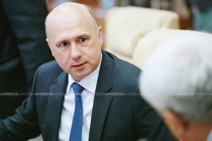 Pavel Filip: Republica Moldova nu va primi finanțare de la UE din cauza neîndeplinirii cerințelor